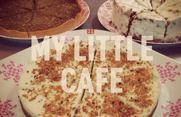 My Little Café et moi...