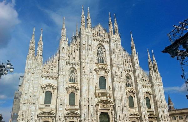 Il Duomo di Milano, un ricettacolo di leggende