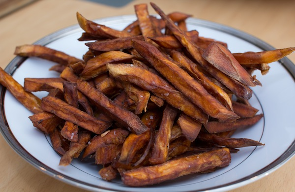 How To Make Deep Fried Sweet Potato Fries And A Much