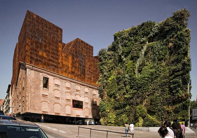 CaixaMadrid Plaza