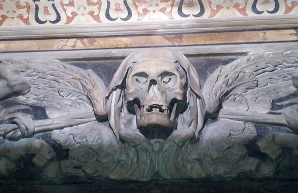 La Chiesa delle anime del Purgatorio a Napoli
