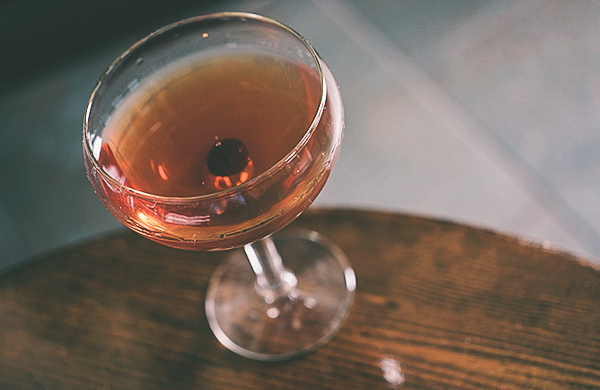 A Manhattan Is the Classic of Classic Cocktails