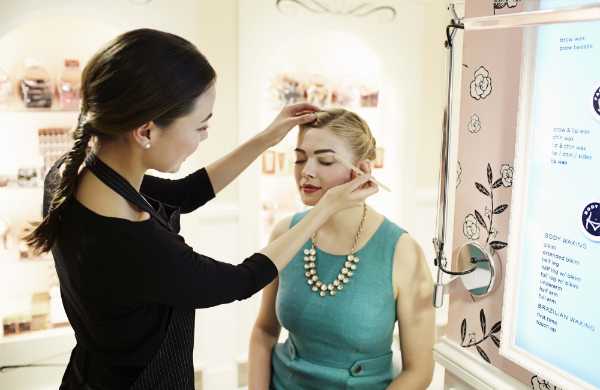 Interview with Benefit Brow Bar Glasgow