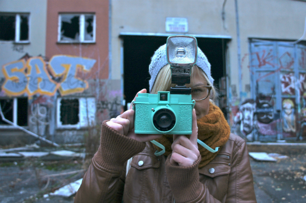 Lomography in Berlin: Die Schönheit des Unperfekten