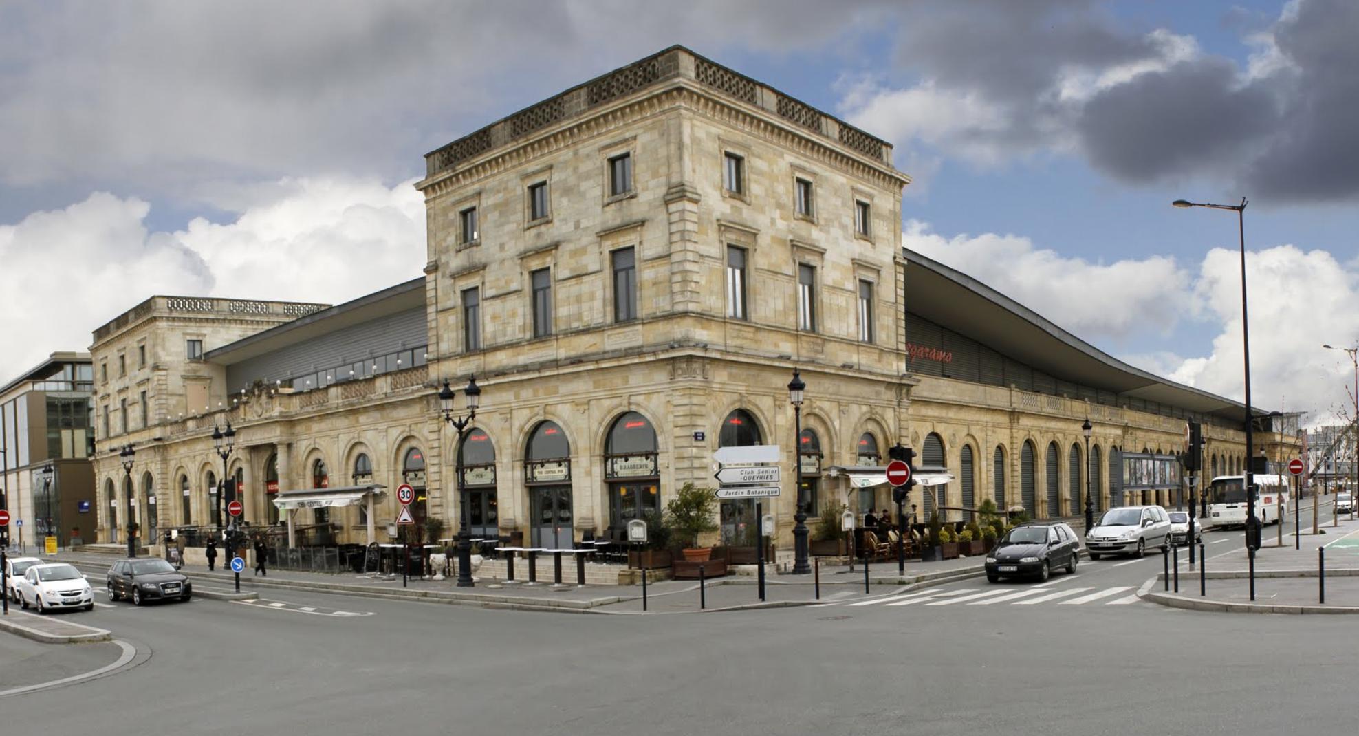 Cinéma Mégarama Bordeaux