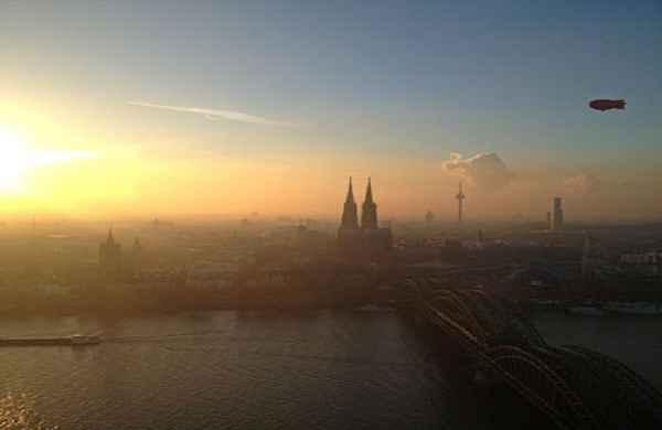 Köln von oben – von wo hat man den besten Blick auf den Dom?