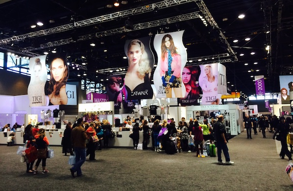 I Walked 2 Miles Through a Beauty Expo and Got Lost