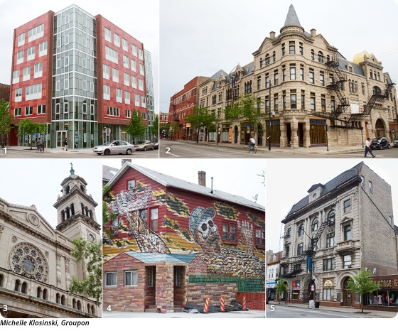 A Closer Look at Chicago's Coolest Historic Buildings: Pilsen