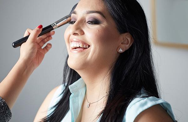 Makeup tricks article