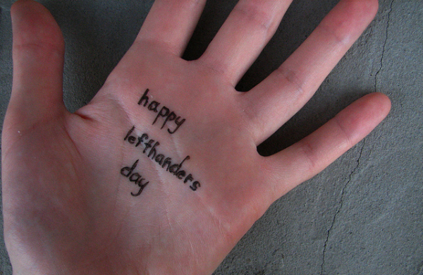 Happy Left Handers Day! 10 Fun Lefty Facts