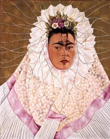 Frida Kahlo a Roma