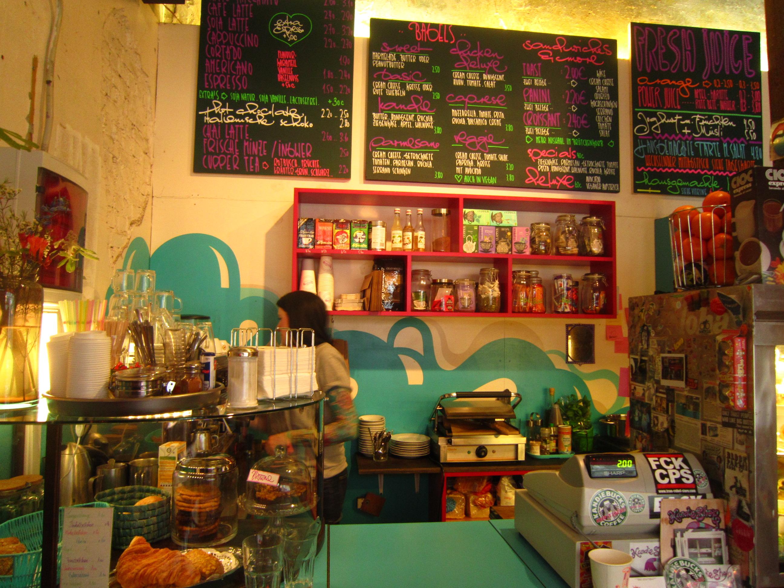 Kandie Shop