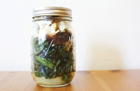 Three Salads That Look Good In Jars