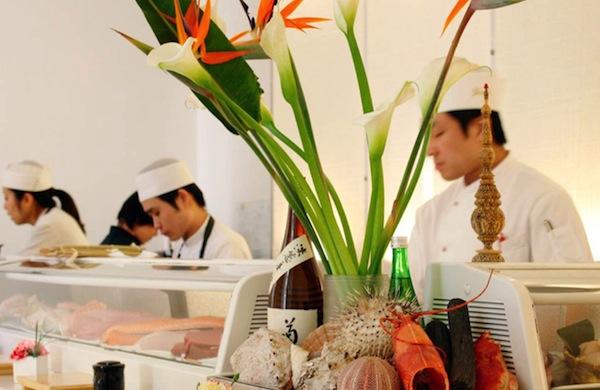 Il ristorante giapponese Yoshi di Milano