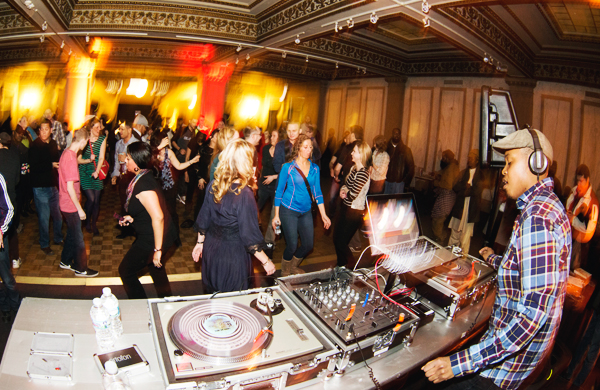 Get Your Rave On (During Lunch) at the Chicago Cultural Center
