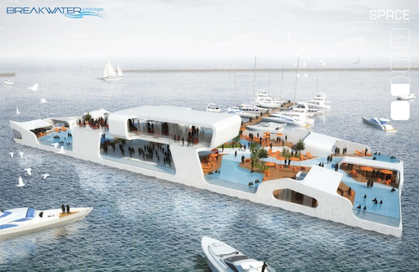 What's the Deal with Breakwater Chicago? Yacht-Island Overlord Beau D'Arcy Explains.