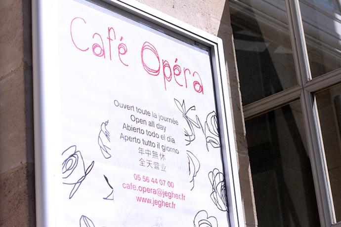 Café Opéra Bordeaux