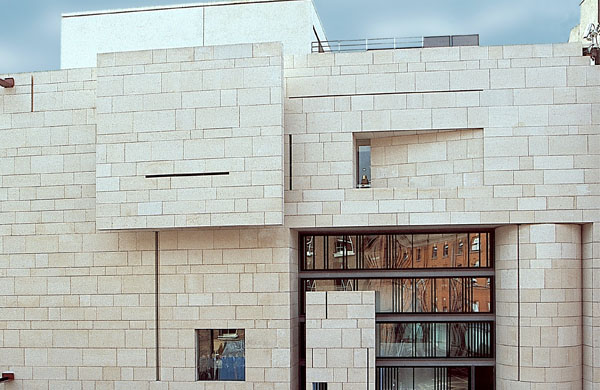 National Gallery of Ireland Millennium Wing - Photo by Roy Hewson