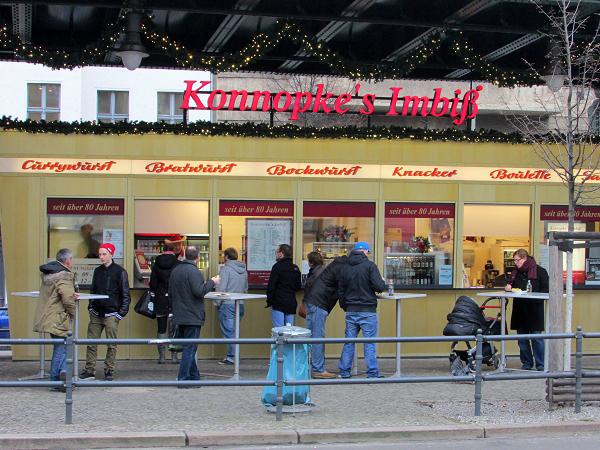Unterwegs auf den Straßen Berlins: Die Kastanienallee