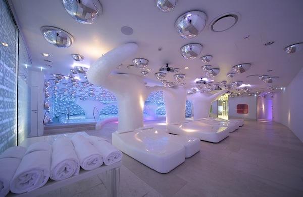 La SPA e centro benessere del Boscolo Hotel di Milano tra lusso, benessere e relax