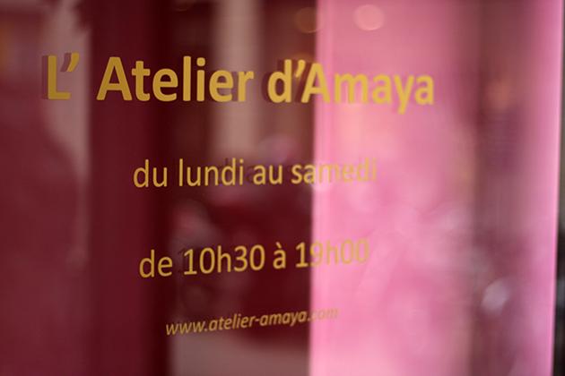 L'Atelier D'amaya, Création de Bijoux au centre de Bordeaux