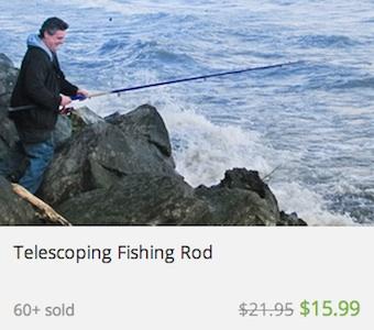 deal widget fisherman 340c300