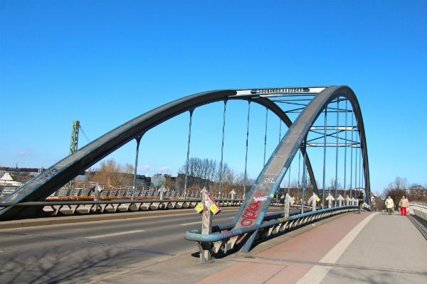 Modersohnbrücke in Berlin