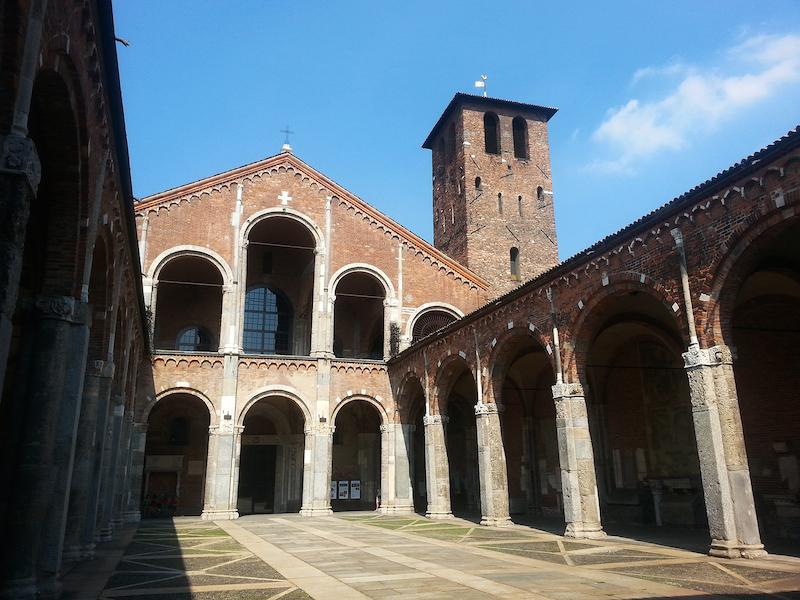 S  Ambrogio Milano
