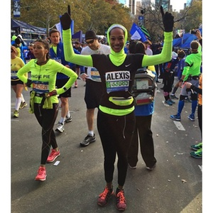 Alexis marathon