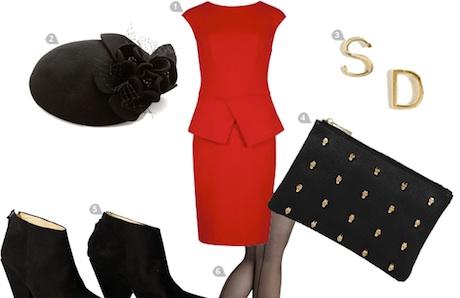 How to Dress Like Shosanna from