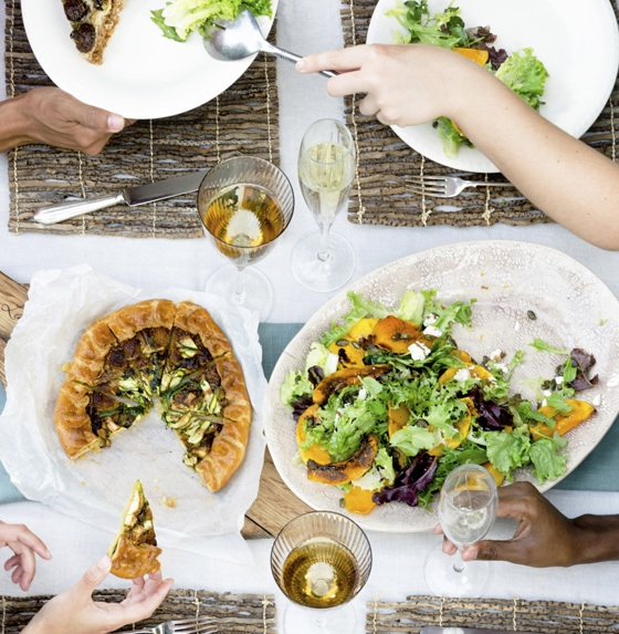 Tips for a No-Excuses Dinner Party from a Chicago Catering Chef