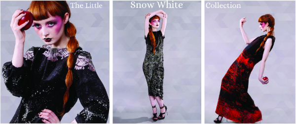 The Snow White Collection by Naromode