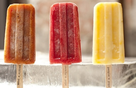 Five Ice-Cream and Popsicle Shops to Cool You Down This Summer