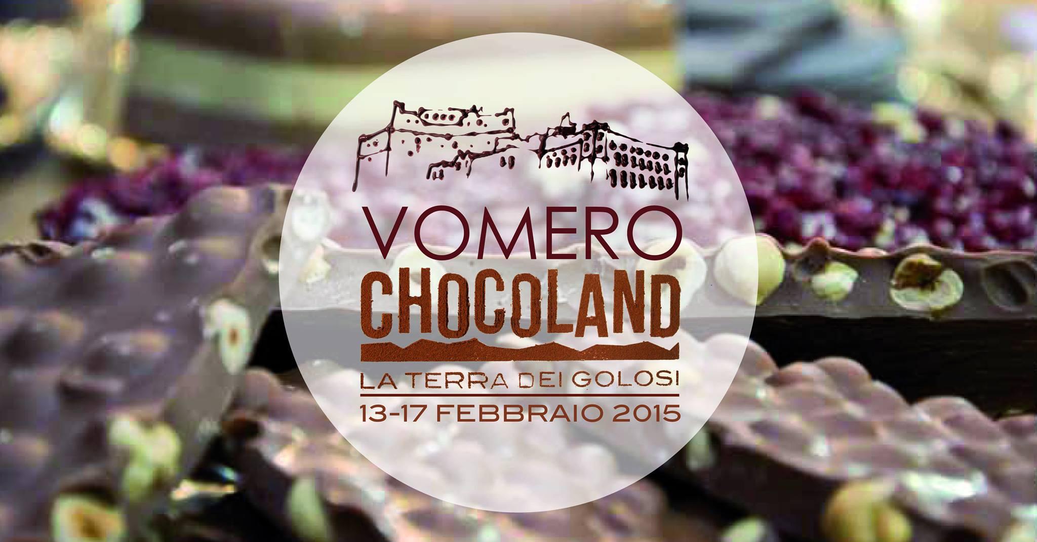 Chocoland, a Napoli la fiera del cioccolato