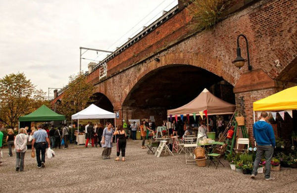 Vintage Shops: The Best of the Fairs in Manchester
