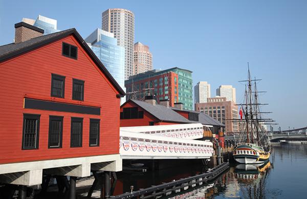 Reenact the Boston Tea Party at Boston Tea Party Ships & Museums