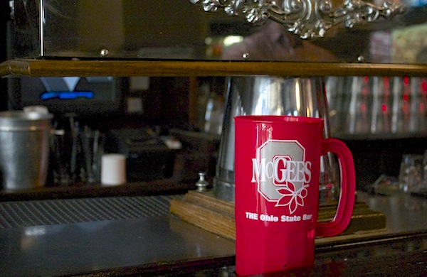 Ohio State Football Fans, Please Report to McGee's