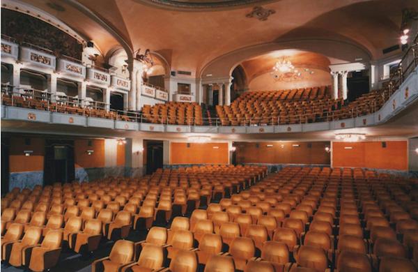Odeon Firenze: dal 1922 il cuore del Cinema a Firenze
