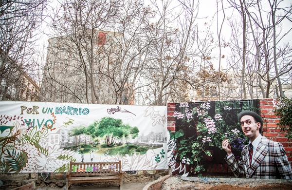 La ruta del graffitis del barrio del Carmen en Valencia