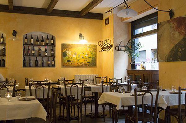 L'Osteria dei 5 sensi a Milano dove mangiare senza glutine