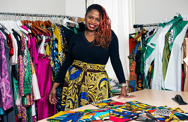 "How a Congolese ""Project Runway"" Alum Is Helping Women in Her Homeland"