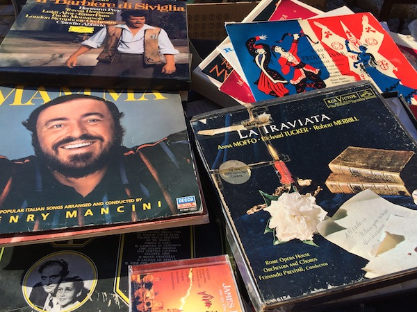 cimeli pavarotti modena