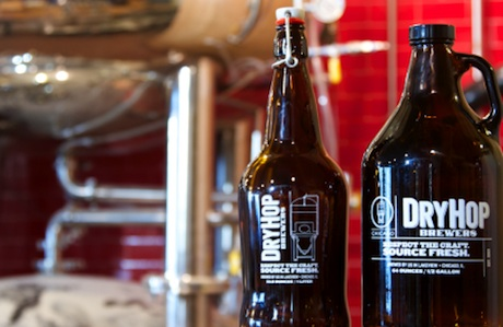 10 Great Growlers from Chicago Craft Brewers
