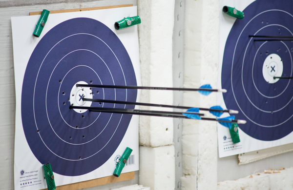 How to Shoot an Arrow Without Taking an Eye Out