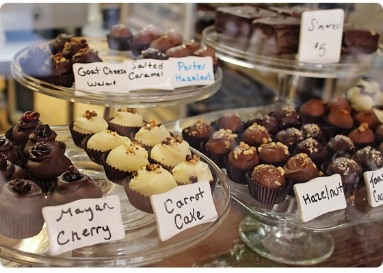 Savory Sweets at Katherine Anne Confections