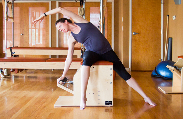 Low-Impact Fit: Prenatal Pilates for Moms-to-Be