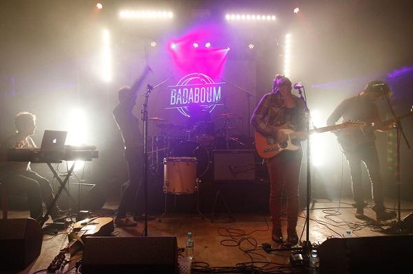 Concert au Badaboum