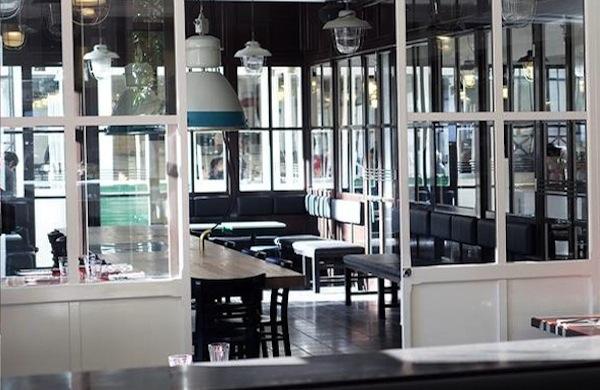 Porto Fluviale a Roma: non solo un ristorante a Testaccio