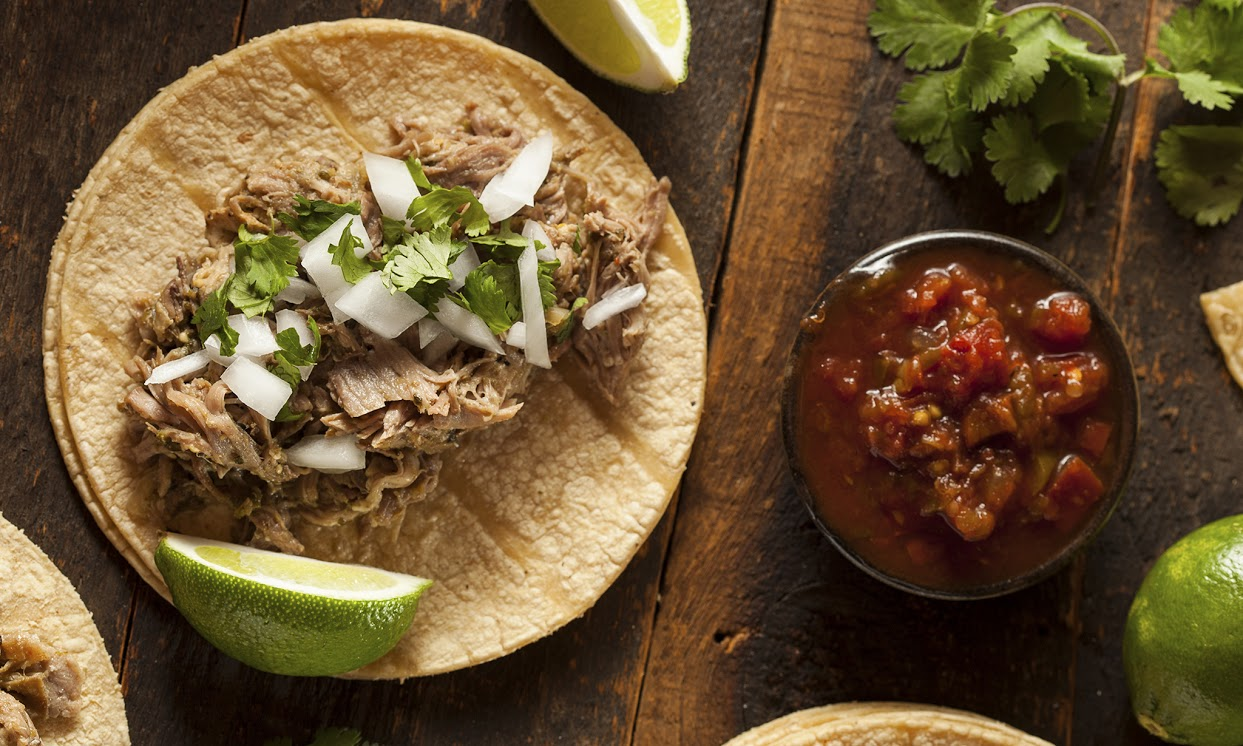 Where to Find Authentic Street Tacos in Kansas City