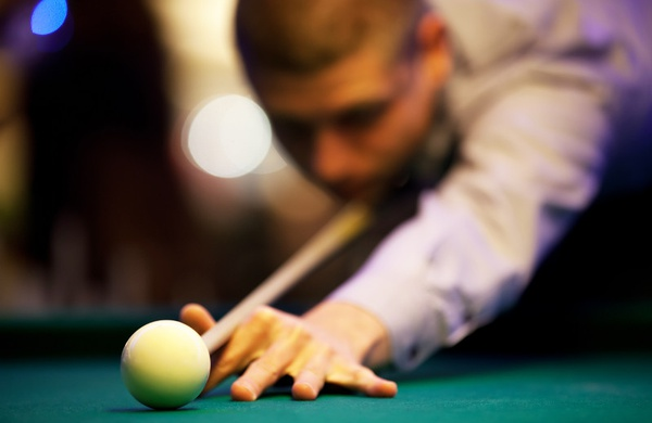 Five Types of Billiards and Cue Sports